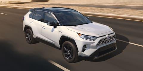 Toyota RAV4 hybrid confirmed for Australia