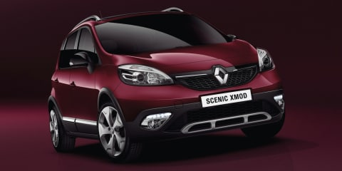 Renault Scenic Xmod: MPV turns crossover