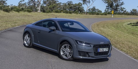 Audi TT Quattro recalled due to fuel tank crash hazard