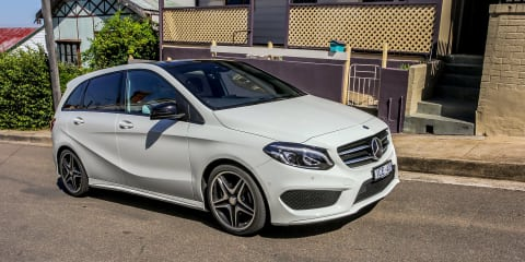 2015 Mercedes-Benz B-Class Review : B200