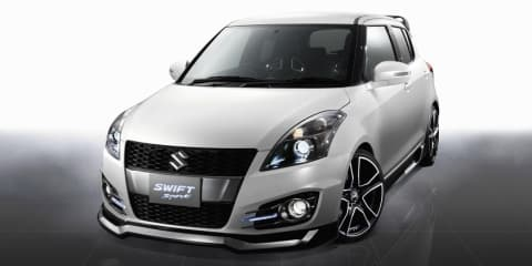 Suzuki Swift Sport: hot concept headed for Sydney motor show