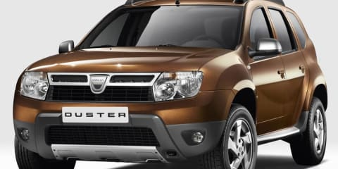 Dacia sales exceed 100,000 in France in 2010