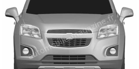Holden to look at small Chevrolet SUV