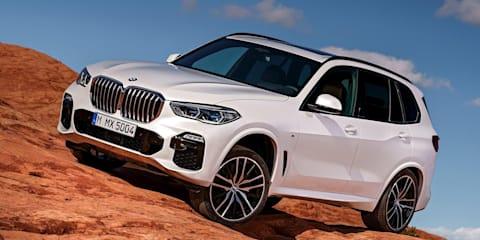 2019 BMW X5 leaked