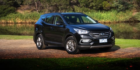 2017 Hyundai Santa Fe Active diesel review