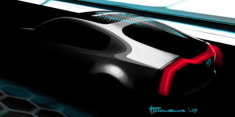 Kia Ray Concept to be unveiled in Chicago
