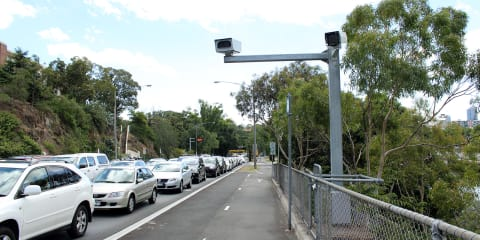 Victorian road safety camera not compromised by WannaCry virus; fines to be issued