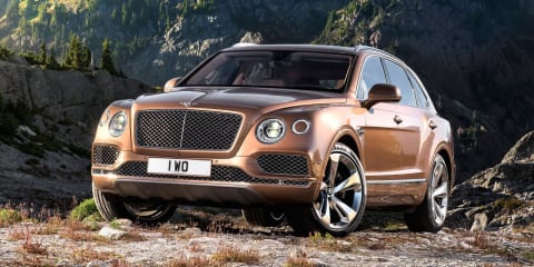 Bentley planning sub-Bentayga SUV and new sports car