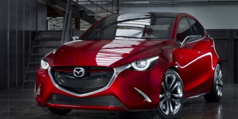 Mazda Hazumi concept - new pictures leaked ahead of Geneva debut