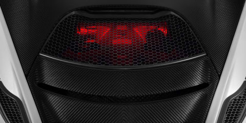 McLaren's gen-two Super Series' V8 teased