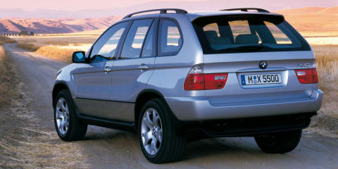 BMW X5: Through the generations