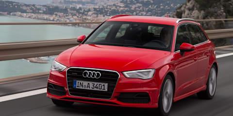 2013 Audi A3 Sportback Review