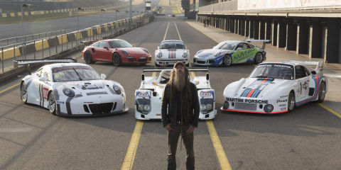 Meet Magnus Walker:: Porsche's eccentric enthusiast