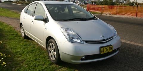 Toyota Sells 1 Million Hybrids
