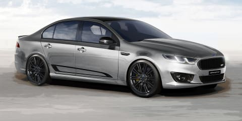 2016 Ford Falcon XR8 Sprint, XR6 Turbo Sprint Revealed: Limited build run, big power hikes