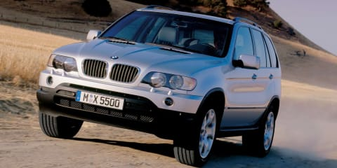 BMW initiates Takata recall for 2000-03 5 Series, X5