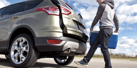How to get a kick out of the 2013 Ford Escape