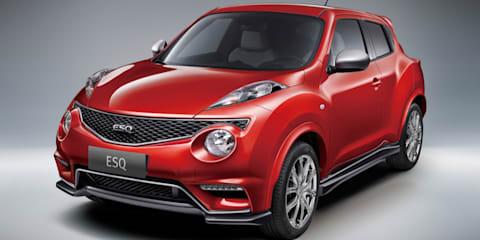 Infiniti ESQ revealed: luxury Juke for China uncovered