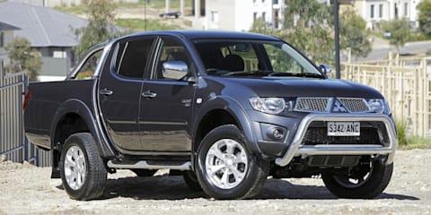 New Mitsubishi Triton & Pajero coming in 2014