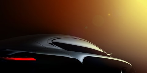 Pininfarina HK GT teased ahead of Geneva reveal