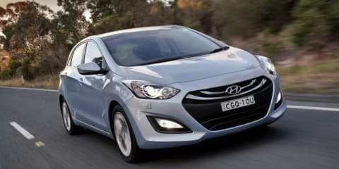 Hyundai i30 and i40: three years free sat-nav mapped out