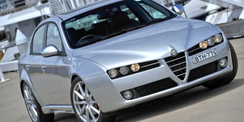 2011 Alfa Romeo 159 1750 TBi launched in Australia