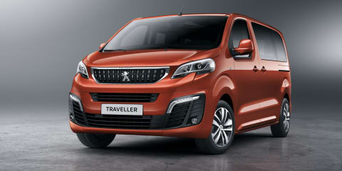 PSA Peugeot Citroen and Toyota reveal new light vans for Europe