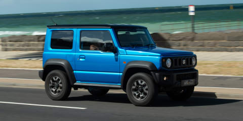 Suzuki Jimny News Review Specification Price Caradvice