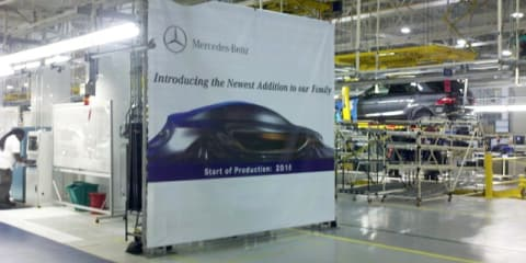 New Mercedes-Benz SUV to launch in 2015