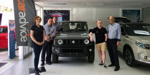 CarAdvice podcast 138: Stinger owner review, and we stare at a Jimny!