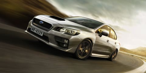 Subaru WRX more revolutionary changes than STI