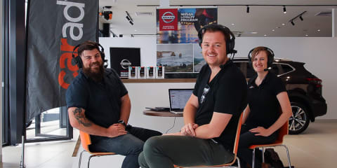 Where to listen to the CarAdvice podcasts