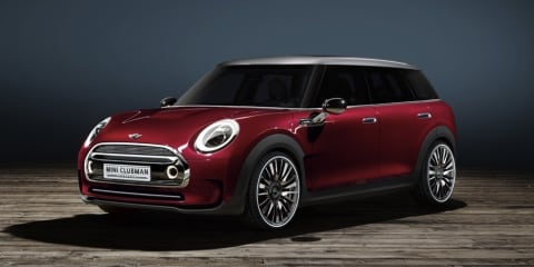 2015 Mini Clubman six-door production model to launch at 2015 Frankfurt motor show
