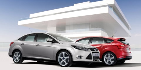 2011 Ford Focus Australian specifications