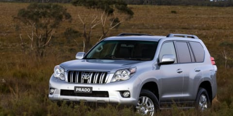 2010 Toyota LandCruiser Prado revealed