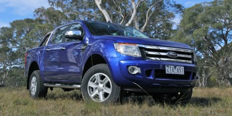 Ford Ranger Review: XLT dual-cab 4x4