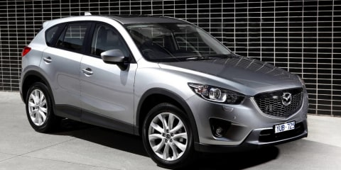 2012 MAZDA CX-5 GRAND TOURER Review