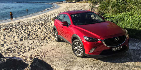 2016 Mazda CX-3 Maxx Review: Long-term report two