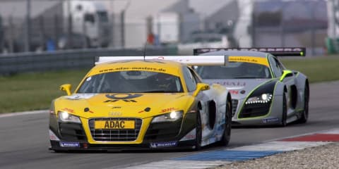 Audi R8 GT3 for the road a possibility