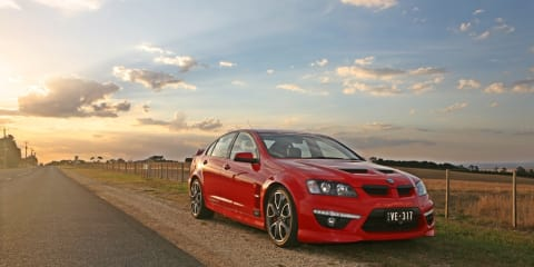 HSV Clubsport R8 Review and Road Test