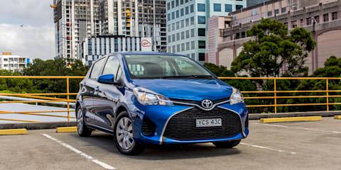 Kia Rio v Toyota Yaris : Comparison review