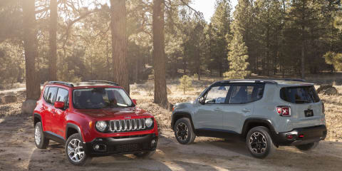 Jeep Renegade baby SUV 'no risk' to brand's tough reputation