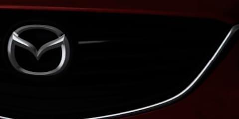Mazda6: new sedan revealed in teaser trio