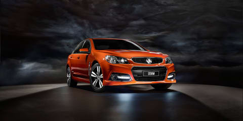 Holden Commodore SS Storm and SV6 Storm added to local line-up