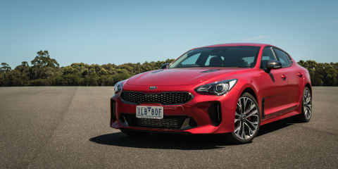 Kia Stinger attracting Commodore buyers