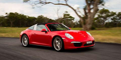 Porsche 911 Targa 4S Review