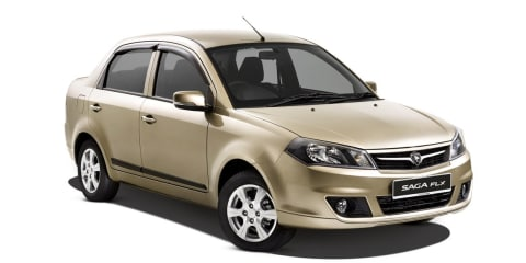 Proton S16 FLX: update brings basic safety features, fresh styling