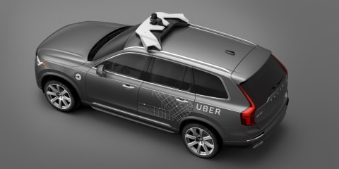 Uber disabled standard XC90 avoidance systems before fatal crash