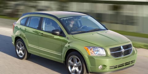 2010 Dodge Caliber revealed