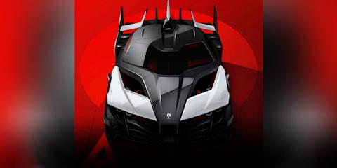 Ariel Hipercar: The quickest accelerating supercar ever